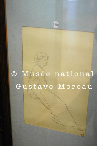 Musée national Gustave-Moreau  ギュスターヴ・モロー美術館_a0003650_2324552.jpg