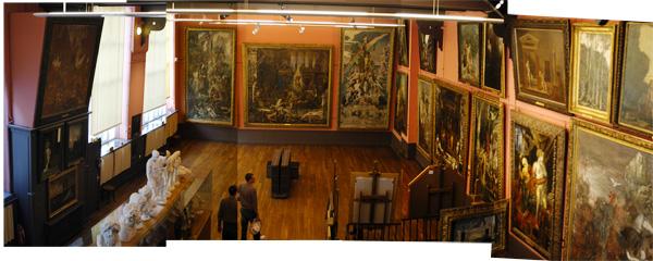 Musée national Gustave-Moreau  ギュスターヴ・モロー美術館_a0003650_23253462.jpg