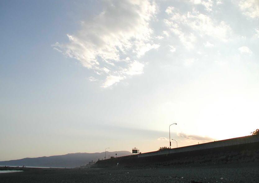 空と海の景色  国府津_a0042928_155461.jpg