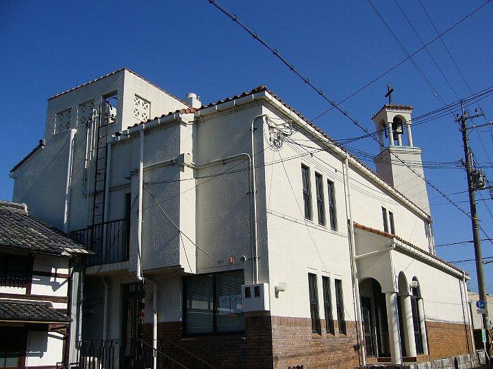 日本基督教団 近江八幡教会_c0094541_11104646.jpg