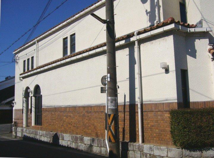 日本基督教団 近江八幡教会_c0094541_119456.jpg