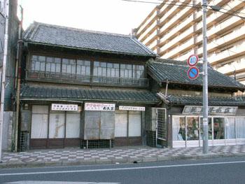 お店の窓   野田市(千葉県)_e0098739_126133.jpg