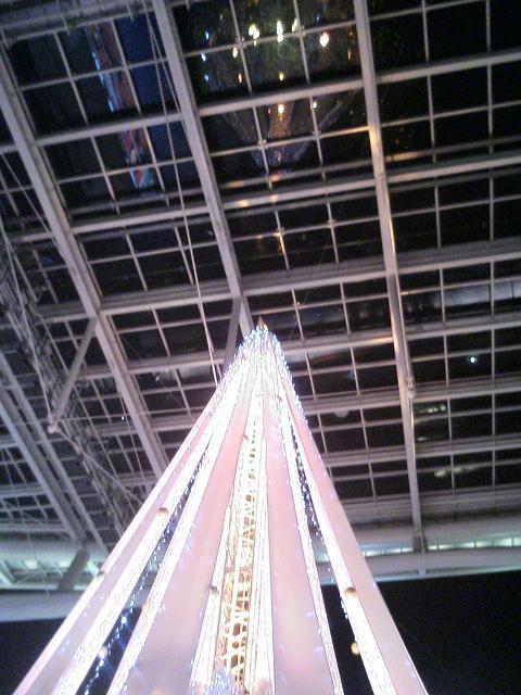 平原綾香 Christmas LIVE in オアシス21_e0013944_3542593.jpg