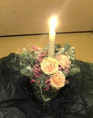 お花ありがとう~!_b0064176_23441060.jpg