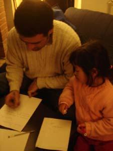 サンタさんへのお手紙_f0106597_22374578.jpg