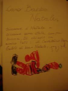 サンタさんへのお手紙_f0106597_22383469.jpg