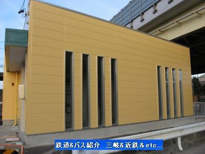 VOL,423     三岐鉄道『新・在良駅舎』_e0040714_20285976.jpg