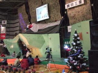 2nd.Bouldering Japan cup 2006 観戦(予選)_a0016346_14495176.jpg