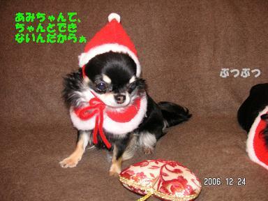 クリスマスイヴ_d0006467_19102419.jpg