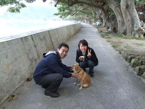加計呂麻島から、メリークリスマス!_e0028387_22195780.jpg