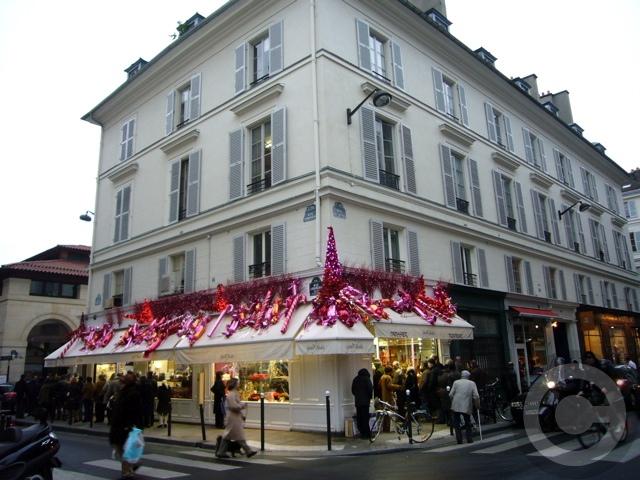 ■12月24日のクリスマス・スイーツ(PARIS)_a0014299_23343331.jpg