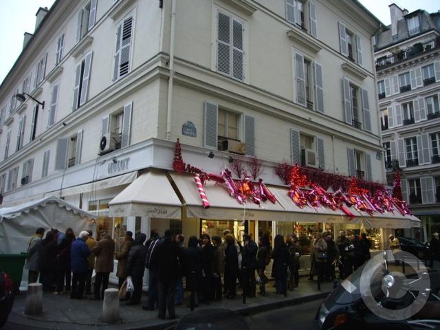■12月24日のクリスマス・スイーツ(PARIS)_a0014299_2335955.jpg