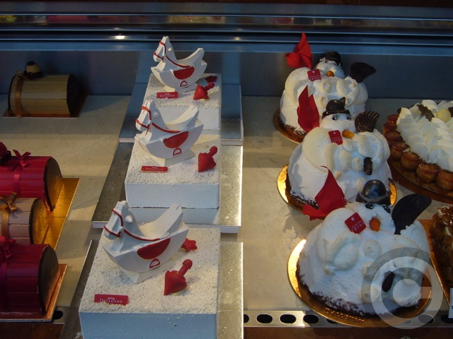 ■12月24日のクリスマス・スイーツ(PARIS)_a0014299_234154100.jpg