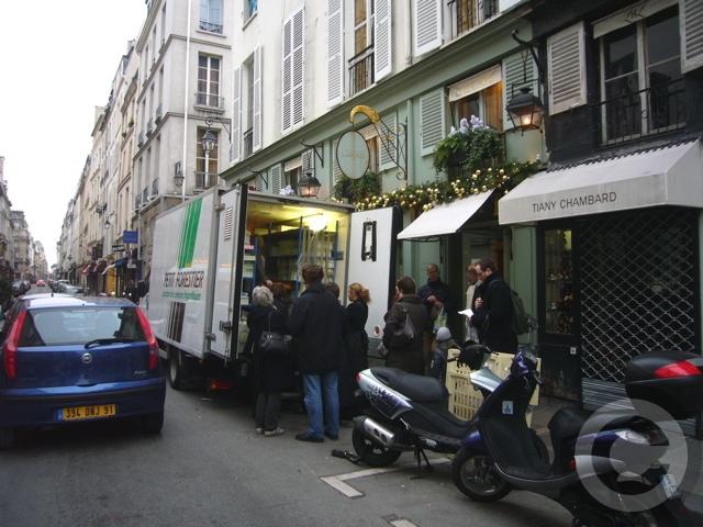 ■12月24日のクリスマス・スイーツ(PARIS)_a0014299_23443152.jpg