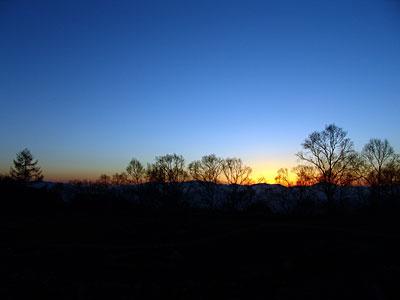 ピラタスの丘から見る夕陽_d0102327_13321078.jpg