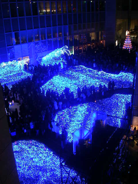クリスマスイルミネーション_f0050534_8104789.jpg