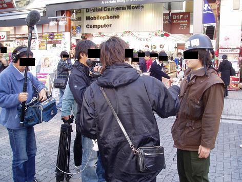 今日の秋葉原駅前~「クリスマス粉砕闘争」見学記_f0030574_1233978.jpg