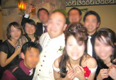 イヴイヴ結婚式_d0028499_2026156.jpg