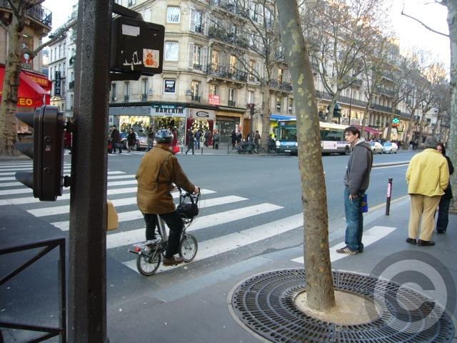 ■街角の自転車(PARIS)_a0008105_2029575.jpg