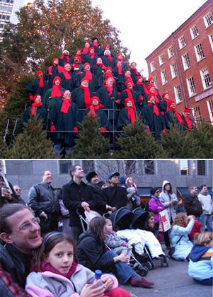 歌うクリスマス・ツリー ~ The Chorus Tree_b0007805_029149.jpg