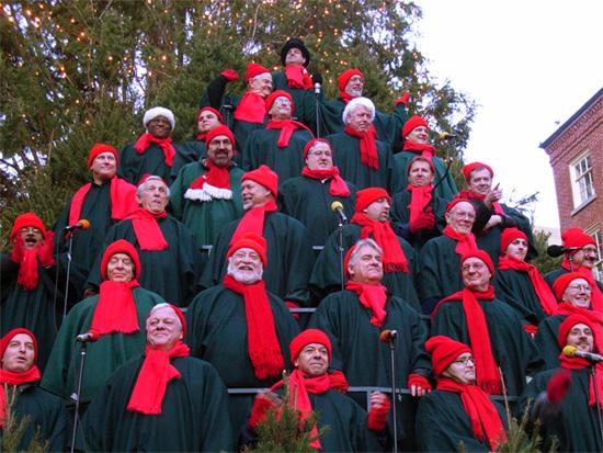 歌うクリスマス・ツリー ~ The Chorus Tree_b0007805_0305156.jpg