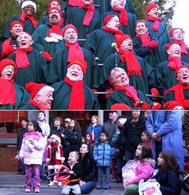 歌うクリスマス・ツリー ~ The Chorus Tree_b0007805_1405718.jpg