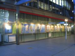 ハナヱ•ビル展示1(情景とタイトル)_a0039720_23405855.jpg