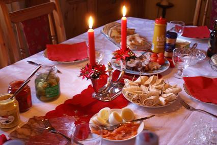 Første Juledag (クリスマス1日目)_d0026830_22534649.jpg