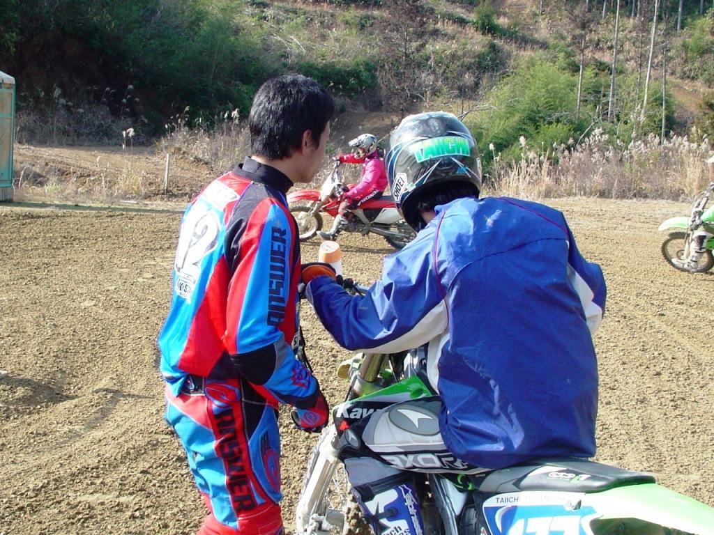 IA 田中教世 選手が率いるTEAM TAKASEのスクール♪_f0062361_1783411.jpg