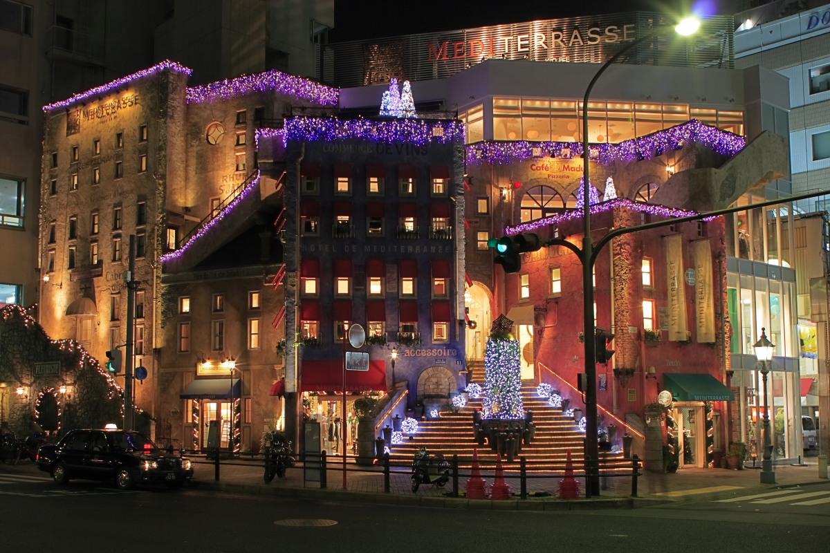 神戸 三宮 メディテラス(MEDITERRASSE)_f0021869_22132420.jpg