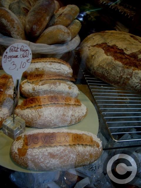 【ポワラーヌ】納得のパンRue du Cherche-midi(PARIS)_a0014299_8192616.jpg