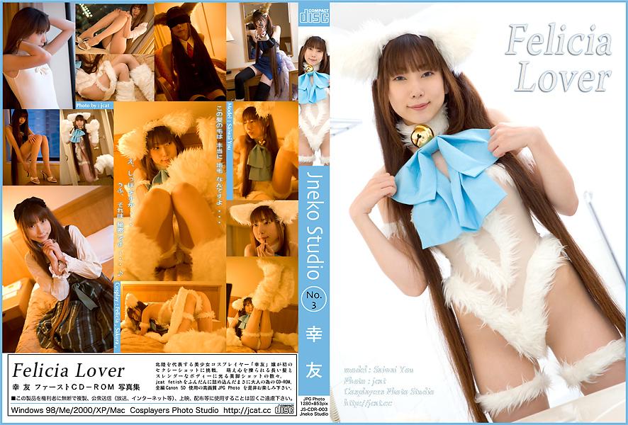 冬コミ71新作:ヴァンパイア「フェリシア」のコスプレ CD-ROM 写真集_b0073141_4261774.jpg