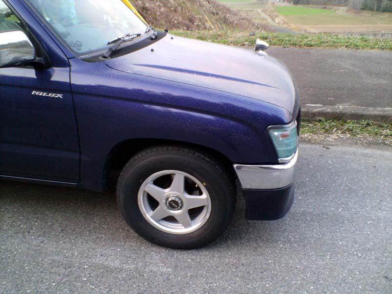 Aluminium Wheels._e0033459_2264662.jpg
