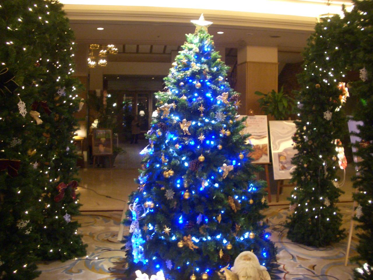 クリスマス in 軽井沢_a0083864_2291229.jpg