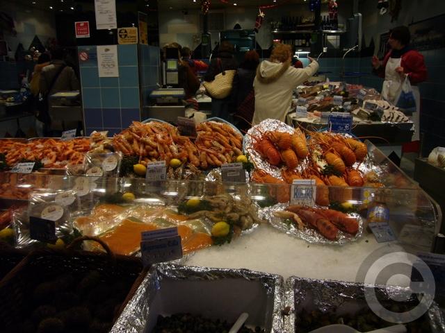 ■ムフタール界隈MOUFFETARD)の食(PARIS)_a0014299_22415523.jpg