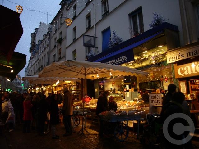 ■ムフタール界隈MOUFFETARD)の食(PARIS)_a0014299_22421214.jpg