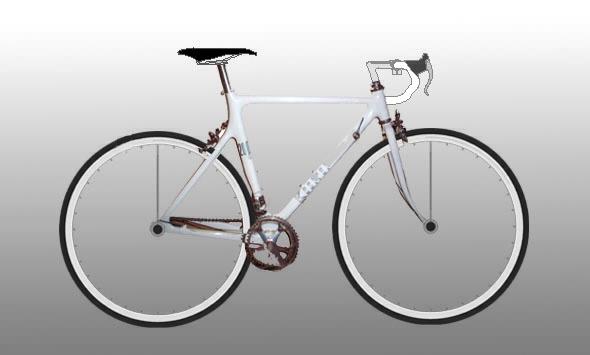 ... みた。 : 写真と空と自転車と