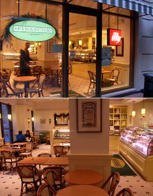 金融街の新しいカフェ・チェーン店 Financier Patisserie_b0007805_14431360.jpg