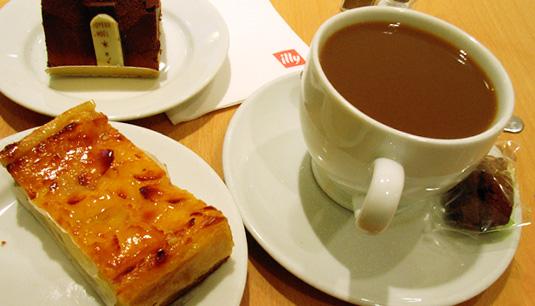 金融街の新しいカフェ・チェーン店 Financier Patisserie_b0007805_14442936.jpg