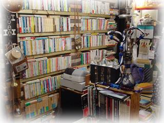 早稲田通りの古本屋さん 「cafe das」_f0050806_751349.jpg
