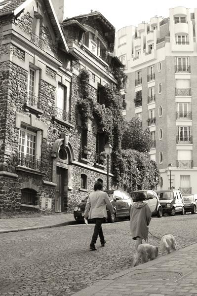 Montmartre モンマルトル_a0003650_21512819.jpg