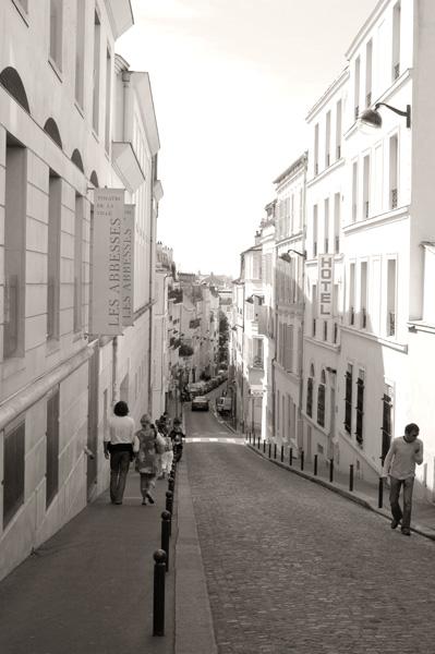 Montmartre モンマルトル_a0003650_21554344.jpg