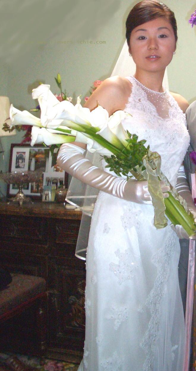 マダムトキ様の装花 キャンドルと宝石箱2_a0042928_1224994.jpg