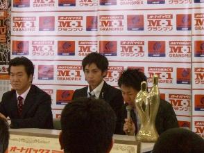 M-1グランプリ取材~東京出張_f0086940_1504055.jpg