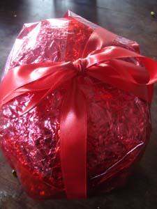 クリスマスのお菓子「パネットーネ」_f0106597_20212618.jpg