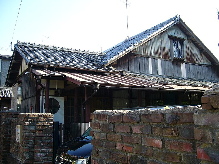 近江八幡市池田町の石橋邸_c0094541_15484878.jpg