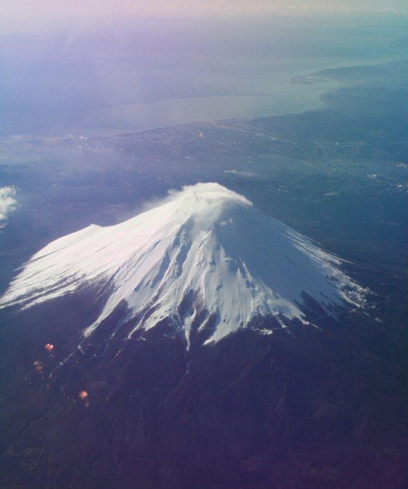 空から日本一を眺める・富士山_d0081851_213165.jpg