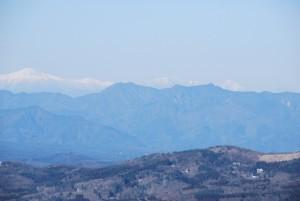 明神山から見た 南アルプスの山々_f0110366_23362019.jpg