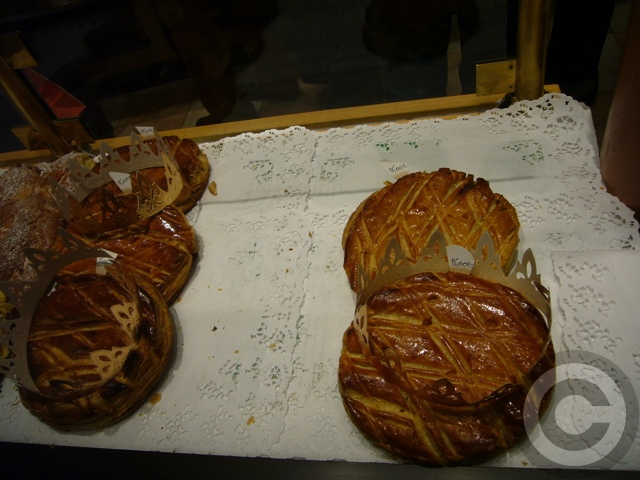 ■ガレット・デ・ロワ galette des Rois_a0014299_5521327.jpg