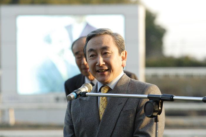 2006年12月31日(日) 高知競馬 高知県知事賞 表彰式_a0077663_1956443.jpg